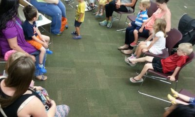 Early Literacy Workshop Circle Time
