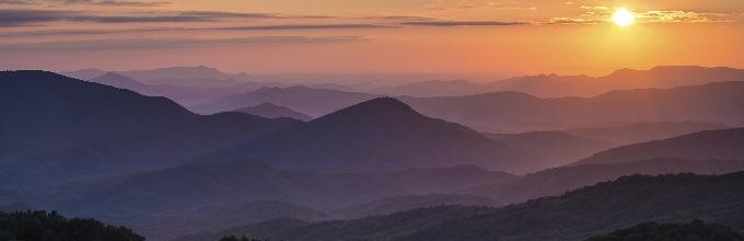 Asheville view