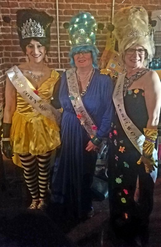 The Queen Bees stunned the hive!