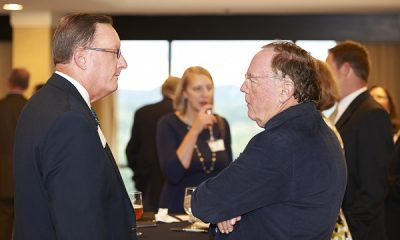 Charles Frederick, TD Bank, and James Patterson