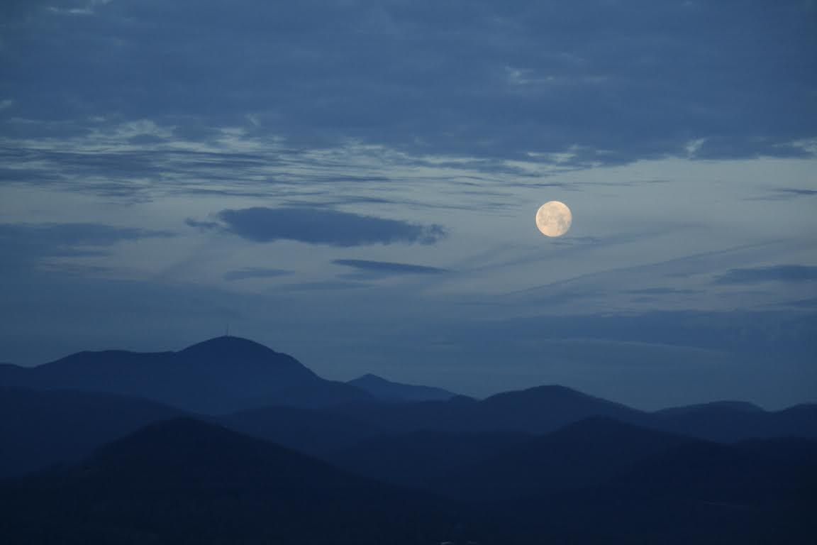 Moon Over Pisgah - Mary Costello